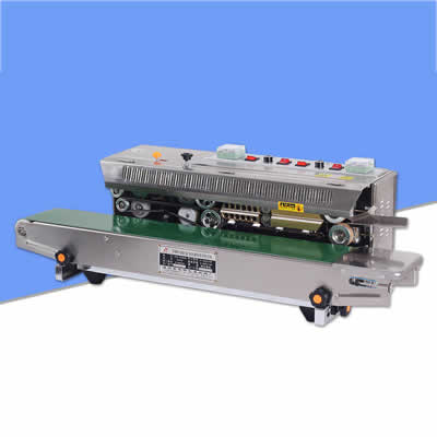 horizontal bag sealing machine Frm 980