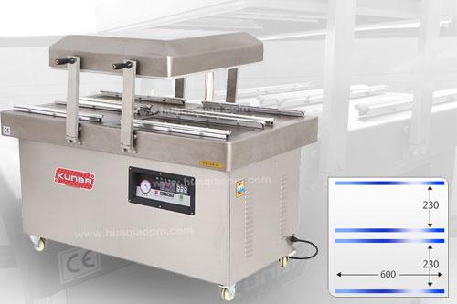 Вакуумная машина для герметизации